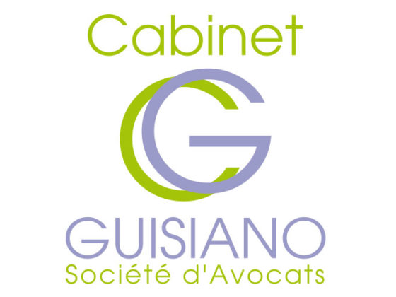 Logo Cabinet Guisiano Avocats au barreau de Toulon (83)