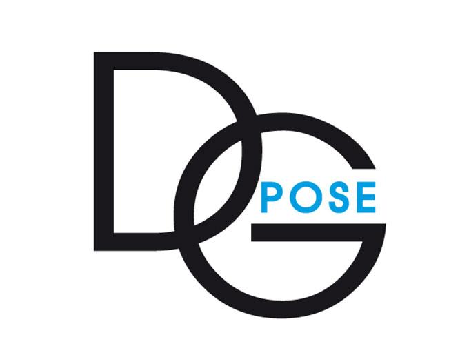Réalisation logo pour DG POSE entreprise Menuiserie PVC Alu