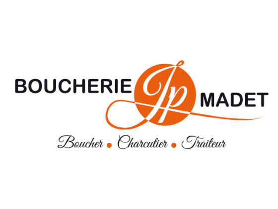 Logo JP Madet Boucher Charcutier Traiteur (83)